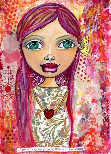 Heart Centered Girl