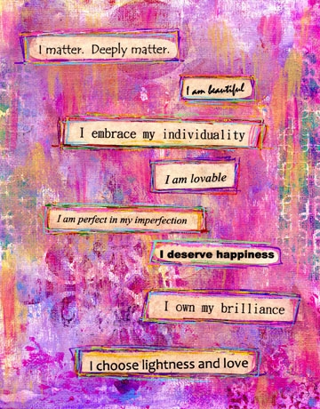 I Matter Mantras