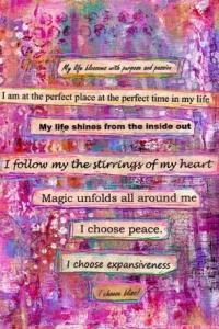 Life Blossoms Mantras