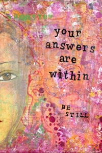 Your Answers are Within