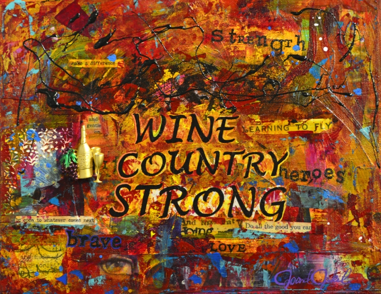 Wine Country Strong